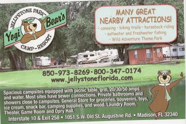 Yogi Bear Jellystone Campground and Resort
