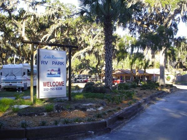 Campgrounds for Fishing resorts in florida
