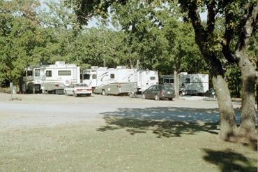 Campgrounds for Oak glen park