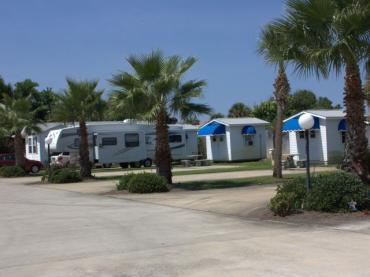 Destin Village RV Resort - Lot 14
