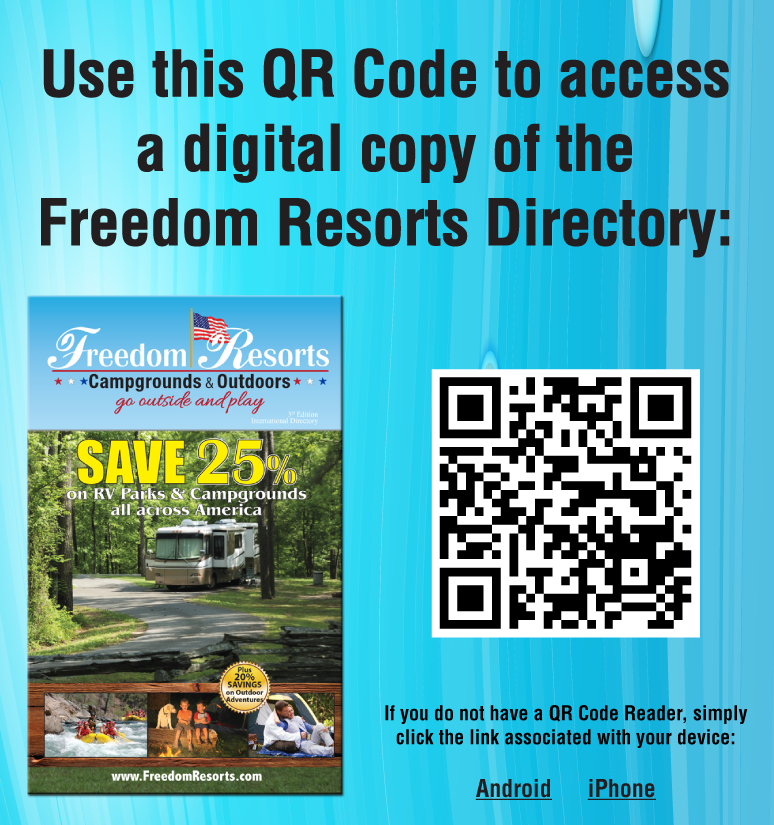 Freedom Campgrounds & Outdoors Directory