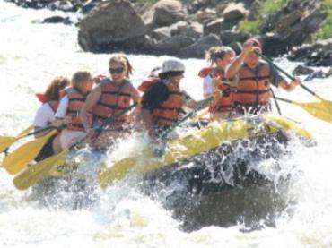 Whitewater Rafting LLC